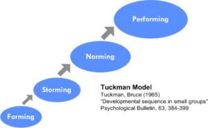 Modello Tuckman