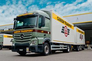 Patente di Guida di un Camion