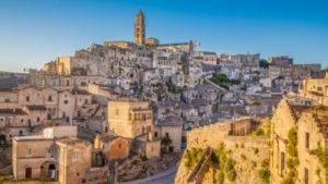 Matera Capitale Europea della Cultura - 2019