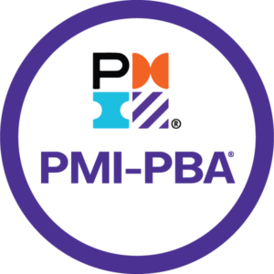Badge PMI-PBA