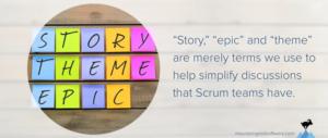 Epics in SCRUM