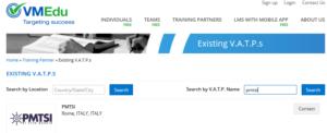 Registro VATP-VMEdu