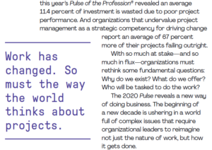 2020 Pulse of Profession