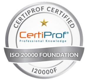 Certificazione ISO 20000 Foundation