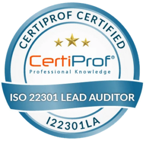 Cetificazione ISO 22301 Lead Auditor