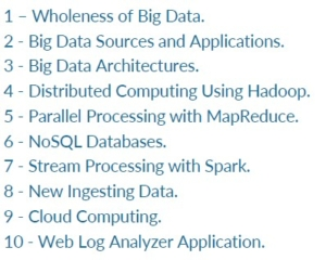 Corso Big Data professional