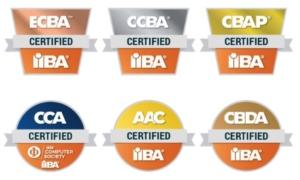 Certificazioni IIBA